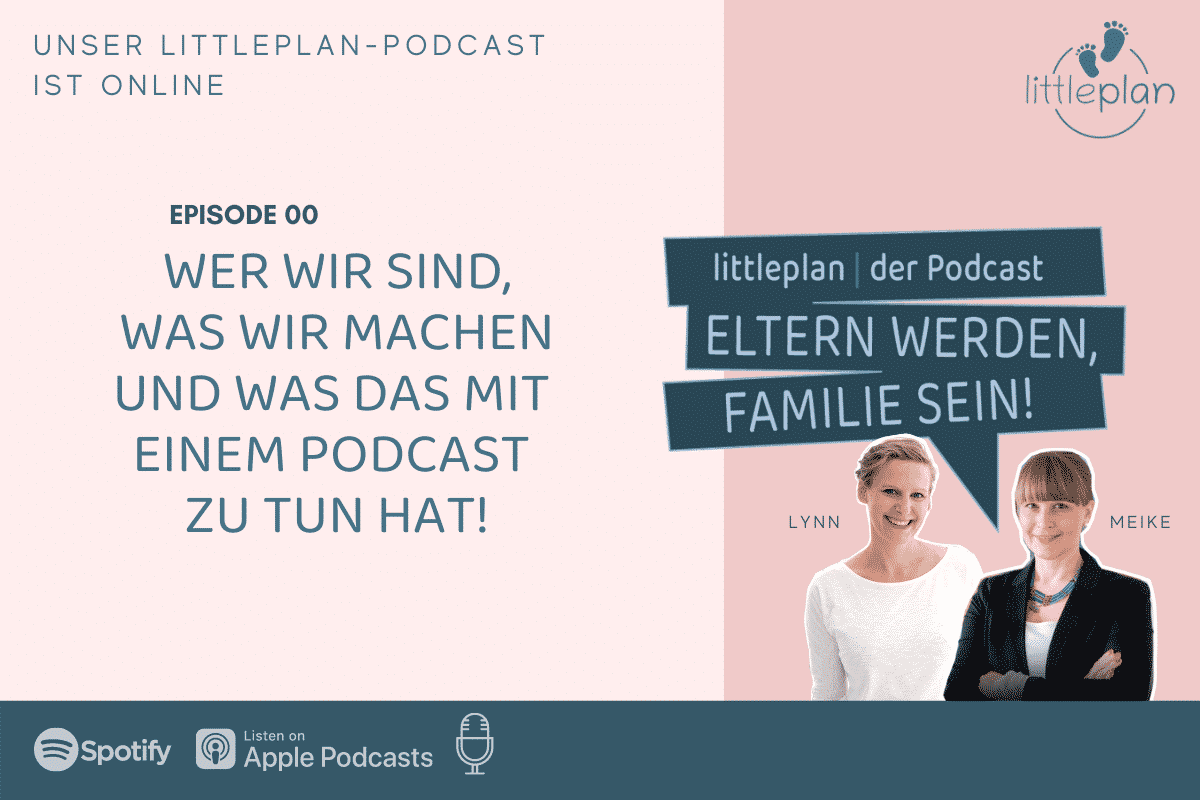 littleplan podcast Episode 00